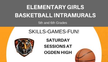 Ogden Girls Basketball Intramurals