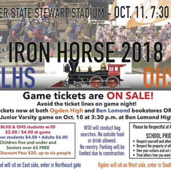 Iron horse 2018